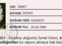 """Ordu komutanı İnönü'ye """"çürük raporu"""""""