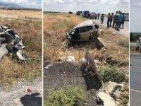Trafik kazasında ağır yaralanan Bakioğlu'ndan müjdeli haber geldi