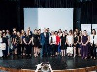 """""""İşte Fikrim"""" proje yarışmasını kazananlara ödülleri verildi"""