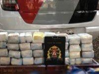 Süpermarket müşterileri 'sabun tozu' diye kokain satın aldı