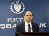 Özersay: Bakanlar Kurulu Barış Katırcı'nın bakım ve eğitiminin devlet tarafından karşılanması kararı aldı