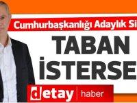 """""""Türkiye'de biz de kararlıyız"""""""