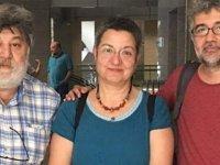 Özgür Gündem Davası'nda Erol Önderoğlu, Şebnem Korur Fincancı ve Ahmet Nesin, tüm suçlamalardan beraat etti