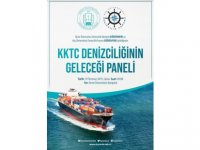 """Girne Üniversitesi'nden """"KKTC Denizciliğinin Geleceği"""" başlıklı panel"""