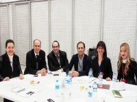 YDÜ Mimarlık Fakültesi İç Mimarlık Bölümü Ankara'da temsil edildi