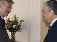 Cumhurbaşkanı Akıncı, 25 Temmuz'da Lacroıx'i kabul edecek
