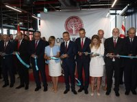 ODTÜ KalkanlıTeknoloji vadisi açıldı