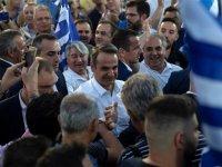 Miçotakis'ten Cumhurbaşkanı Erdoğan'a çağrı