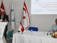 """""""KKTC Denizciliğinin Geleceği' başlıklı panelin ikinci oturumu başarıyla tamamlandı"""