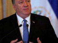 ABD Dışişleri Bakanı Pompeo: İran rejiminin yalan söyleme konusunda uzun bir geçmişi var