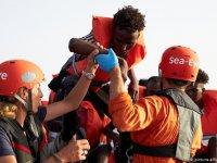 14 ülke Akdeniz'deki sığınmacıları paylaşmayı kabul etti