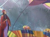 Kazakistanlı üç ressamın üç ayrı kişisel resim sergisi Hasan Taçoy tarafından açılıyor