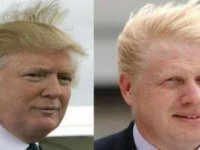 "Trump'tan Johnson'a tebrik.. ""Muhteşem olacak"""