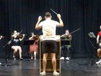 Girne Belediye Orkestrası ilk konserini perşembe akşamı veriyor