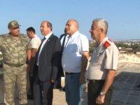Başbakan ve Başbakan Yardımcısı Maraş'ta incelemeler yaptı