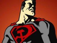 Süpermen, sosyalizm için mücadele edecek