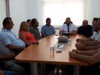 Karpazlılar sorunlarının  çözümü için ziyamet'ten cumhuriyet meclisi'ne yürüyüş eylemi başlatacak