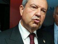 Ankara'da vali yardımcısı tarafından karşılanan Tatar, Akıncı'ya çattı