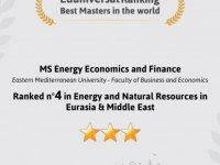 DAÜ İşletme ve Ekonomi Fakültesi yüksek lisans programlarının başarısı