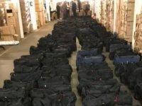 Almanya: Hamburg limanında 1 milyar euro değerinde 4,5 ton kokain ele geçirildi