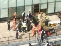 Londra'da bir müzede 17 yaşındaki çocuk, altı yaşında çocuğu 10'uncu kattan attı