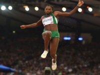 DAÜ'nün olimpik atleti Ese Brume'den büyük başarı