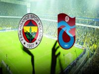 Fenerbahçe Trabzonspor ne zaman saat kaçta hangi kanalda (FB-TS)