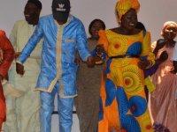 """LAÜ'de """"Gambiya Kültür Gecesi"""" düzenlendi"""
