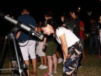 Gençler DAÜ ile uzayı keşfetti