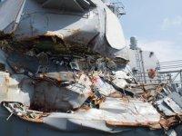 ABD, 17 denizcinin ölümü sonrası gemilerdeki dokunmatik kontrol ekranlarını kaldırıyor