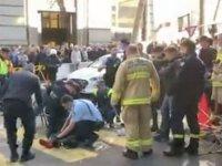 Avustralya'da 'Allahu ekber' diye bağıran erkek sokak ortasında bir kadını öldürdü
