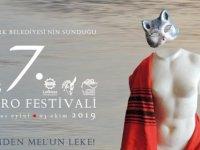 17. Kıbrıs Tiyatro Festivali'nin tanıtım kokteyli çarşamba akşamı yapılacak