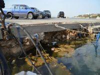 İskele Balıkçı barınağı tehlike saçıyor