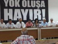 Son Dakika: Sendikal Platform'dan genel grev kararı (CANLI YAYIN)