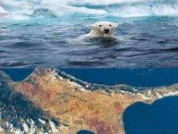 İklim değişikliği: Kıbrıs üçe bölünecek!