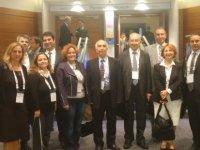 YDÜ beşinci kez Avrupa Zemin Mekaniği ve Geoteknik Mühendisliği Konferansı'na katılıyor