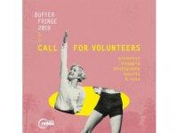 Buffer Fringe Performans Sanatları Festivali gönüllüler için başvuru kabul ediyor