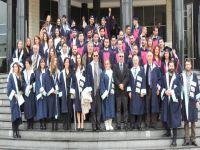 YDÜ'de Yeni Mimarlar diploma aldı
