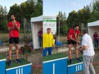 Yiğitcan Balkan Şampiyonası'nda bronz madalya kazandı