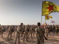 """Suriyeli Kürtlerden """"güvenli bölge"""" açıklaması"""