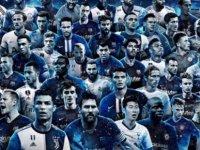 FIFA FIFPro Yılın 11'i adayları belli oldu