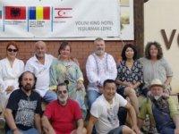 ART  Studio 110  Uluslararası Sanat Kolonisi  başladı