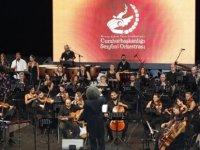 Cumhurbaşkanlığı Senfoni Orkestrası Girne'de sahne aldı