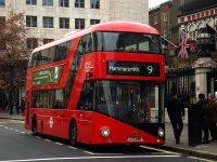 Londra otobüsleri kahve ile çalışacak