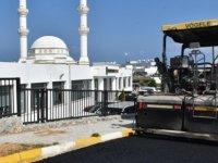Kurtuluş Caddesi'ndeki asfaltlama çalışması tamamlandı