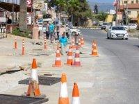 İskele Belediyesi, kanalizasyon çalışmaları devam ediyor