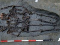 'Modenalı âşıklar' olarak bilinen, el ele tutuşan iskeletler 2 erkeğe aitmiş