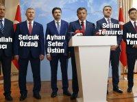 AK Parti'den Davutoğlu'nun istifasına ilişkin ilk açıklama: Gelin, bu çıktığınız yoldan dönün