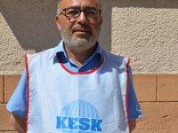 KHK ile ihraç edilen Cemal Yıldırım, işine iade talebiyle AKP İl Binası önünde oturma eylemi yapacak