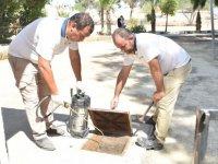 Gönyeli Belediyesi okullarda temizlik çalışmaları yaptı